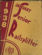 Page 1, 1938 Edition, Abraham Lincoln High School - Railsplitter Yearbook (Des Moines, IA) online yearbook collection