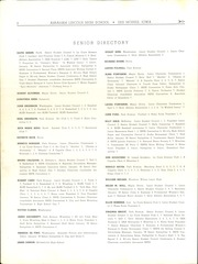 Page 10, 1938 Edition, Abraham Lincoln High School - Railsplitter Yearbook (Des Moines, IA) online yearbook collection