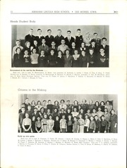 Page 14, 1938 Edition, Abraham Lincoln High School - Railsplitter Yearbook (Des Moines, IA) online yearbook collection