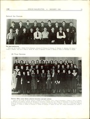 Page 15, 1938 Edition, Abraham Lincoln High School - Railsplitter Yearbook (Des Moines, IA) online yearbook collection