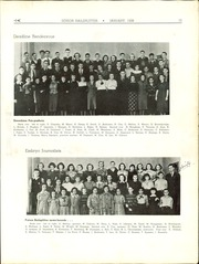 Page 17, 1938 Edition, Abraham Lincoln High School - Railsplitter Yearbook (Des Moines, IA) online yearbook collection