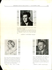 Page 4, 1938 Edition, Abraham Lincoln High School - Railsplitter Yearbook (Des Moines, IA) online yearbook collection