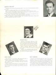 Page 6, 1938 Edition, Abraham Lincoln High School - Railsplitter Yearbook (Des Moines, IA) online yearbook collection