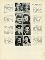 Page 10, 1947 Edition, Abraham Lincoln High School - Railsplitter Yearbook (Des Moines, IA) online yearbook collection