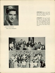 Page 11, 1947 Edition, Abraham Lincoln High School - Railsplitter Yearbook (Des Moines, IA) online yearbook collection