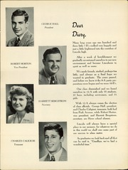 Page 5, 1947 Edition, Abraham Lincoln High School - Railsplitter Yearbook (Des Moines, IA) online yearbook collection