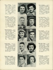 Page 6, 1947 Edition, Abraham Lincoln High School - Railsplitter Yearbook (Des Moines, IA) online yearbook collection