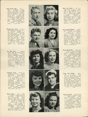 Page 7, 1947 Edition, Abraham Lincoln High School - Railsplitter Yearbook (Des Moines, IA) online yearbook collection
