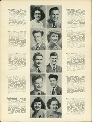 Page 8, 1947 Edition, Abraham Lincoln High School - Railsplitter Yearbook (Des Moines, IA) online yearbook collection