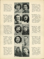 Page 9, 1947 Edition, Abraham Lincoln High School - Railsplitter Yearbook (Des Moines, IA) online yearbook collection