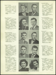 Page 10, 1950 Edition, Abraham Lincoln High School - Railsplitter Yearbook (Des Moines, IA) online yearbook collection