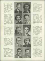 Page 12, 1950 Edition, Abraham Lincoln High School - Railsplitter Yearbook (Des Moines, IA) online yearbook collection