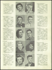 Page 13, 1950 Edition, Abraham Lincoln High School - Railsplitter Yearbook (Des Moines, IA) online yearbook collection