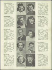 Page 7, 1950 Edition, Abraham Lincoln High School - Railsplitter Yearbook (Des Moines, IA) online yearbook collection