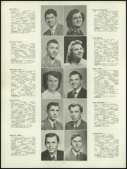 Page 8, 1950 Edition, Abraham Lincoln High School - Railsplitter Yearbook (Des Moines, IA) online yearbook collection