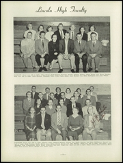 Page 12, 1958 Edition, Abraham Lincoln High School - Railsplitter Yearbook (Des Moines, IA) online yearbook collection