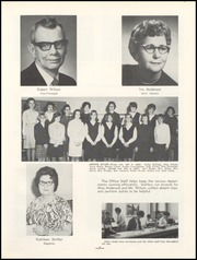Page 11, 1967 Edition, Abraham Lincoln High School - Railsplitter Yearbook (Des Moines, IA) online yearbook collection