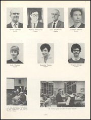 Page 13, 1967 Edition, Abraham Lincoln High School - Railsplitter Yearbook (Des Moines, IA) online yearbook collection