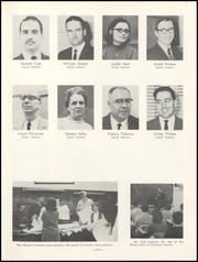 Page 15, 1967 Edition, Abraham Lincoln High School - Railsplitter Yearbook (Des Moines, IA) online yearbook collection