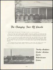Page 7, 1967 Edition, Abraham Lincoln High School - Railsplitter Yearbook (Des Moines, IA) online yearbook collection