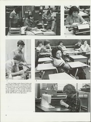Page 12, 1981 Edition, Abraham Lincoln High School - Railsplitter Yearbook (Des Moines, IA) online yearbook collection