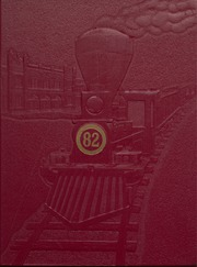 Abraham Lincoln High School - Railsplitter Yearbook (Des Moines, IA) online yearbook collection, 1982 Edition, Page 1