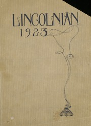 Page 1, 1923 Edition, Abraham Lincoln High School - Lincolnian Yearbook (Los Angeles, CA) online yearbook collection