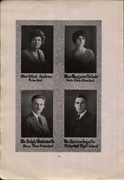 Page 14, 1923 Edition, Abraham Lincoln High School - Lincolnian Yearbook (Los Angeles, CA) online yearbook collection