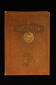 Abraham Lincoln High School - Lincolnian Yearbook (Los Angeles, CA) online yearbook collection, 1930 Edition, Page 1