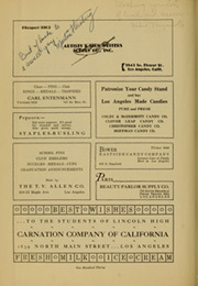 Page 144, 1935 Edition, Abraham Lincoln High School - Lincolnian Yearbook (Los Angeles, CA) online yearbook collection