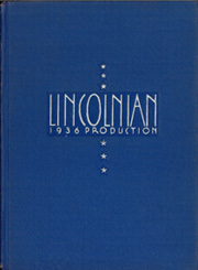 Abraham Lincoln High School - Lincolnian Yearbook (Los Angeles, CA) online yearbook collection, 1936 Edition, Page 1