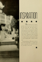 Page 10, 1936 Edition, Abraham Lincoln High School - Lincolnian Yearbook (Los Angeles, CA) online yearbook collection