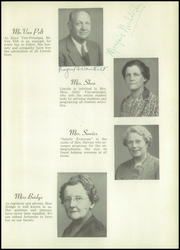 Page 17, 1940 Edition, Abraham Lincoln High School - Lincolnian Yearbook (Los Angeles, CA) online yearbook collection
