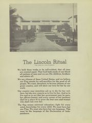 Page 7, 1945 Edition, Abraham Lincoln High School - Lincolnian Yearbook (Los Angeles, CA) online yearbook collection