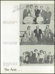 Page 15, 1956 Edition, Abraham Lincoln High School - Lincolnian Yearbook (Los Angeles, CA) online yearbook collection