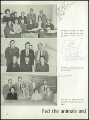 Page 16, 1956 Edition, Abraham Lincoln High School - Lincolnian Yearbook (Los Angeles, CA) online yearbook collection