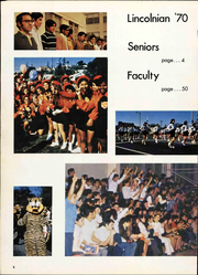 Page 8, 1970 Edition, Abraham Lincoln High School - Lincolnian Yearbook (Los Angeles, CA) online yearbook collection