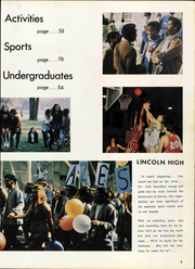 Page 9, 1970 Edition, Abraham Lincoln High School - Lincolnian Yearbook (Los Angeles, CA) online yearbook collection