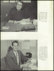 Page 10, 1958 Edition, Abraham Lincoln High School - Statesman Yearbook (San Diego, CA) online yearbook collection