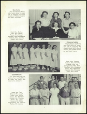 Page 11, 1958 Edition, Abraham Lincoln High School - Statesman Yearbook (San Diego, CA) online yearbook collection
