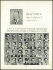 Page 13, 1958 Edition, Abraham Lincoln High School - Statesman Yearbook (San Diego, CA) online yearbook collection