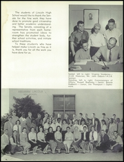 Page 17, 1958 Edition, Abraham Lincoln High School - Statesman Yearbook (San Diego, CA) online yearbook collection