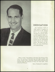 Page 8, 1958 Edition, Abraham Lincoln High School - Statesman Yearbook (San Diego, CA) online yearbook collection