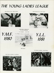 Page 17, 1981 Edition, Abraham Lincoln High School - Statesman Yearbook (San Diego, CA) online yearbook collection