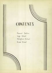 Page 7, 1939 Edition, White Deer High School - Antler Yearbook (White Deer, TX) online yearbook collection