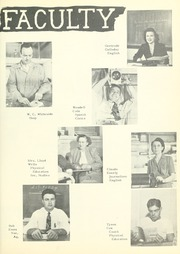 Page 13, 1948 Edition, White Deer High School - Antler Yearbook (White Deer, TX) online yearbook collection