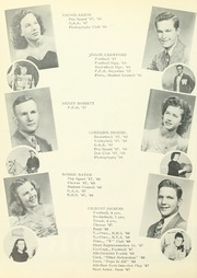 Page 16, 1948 Edition, White Deer High School - Antler Yearbook (White Deer, TX) online yearbook collection