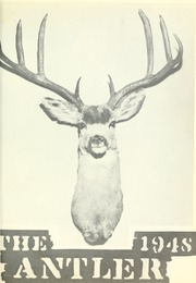 Page 5, 1948 Edition, White Deer High School - Antler Yearbook (White Deer, TX) online yearbook collection