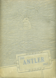 1951 Edition, White Deer High School - Antler Yearbook (White Deer, TX)