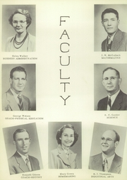 Page 12, 1951 Edition, White Deer High School - Antler Yearbook (White Deer, TX) online yearbook collection
